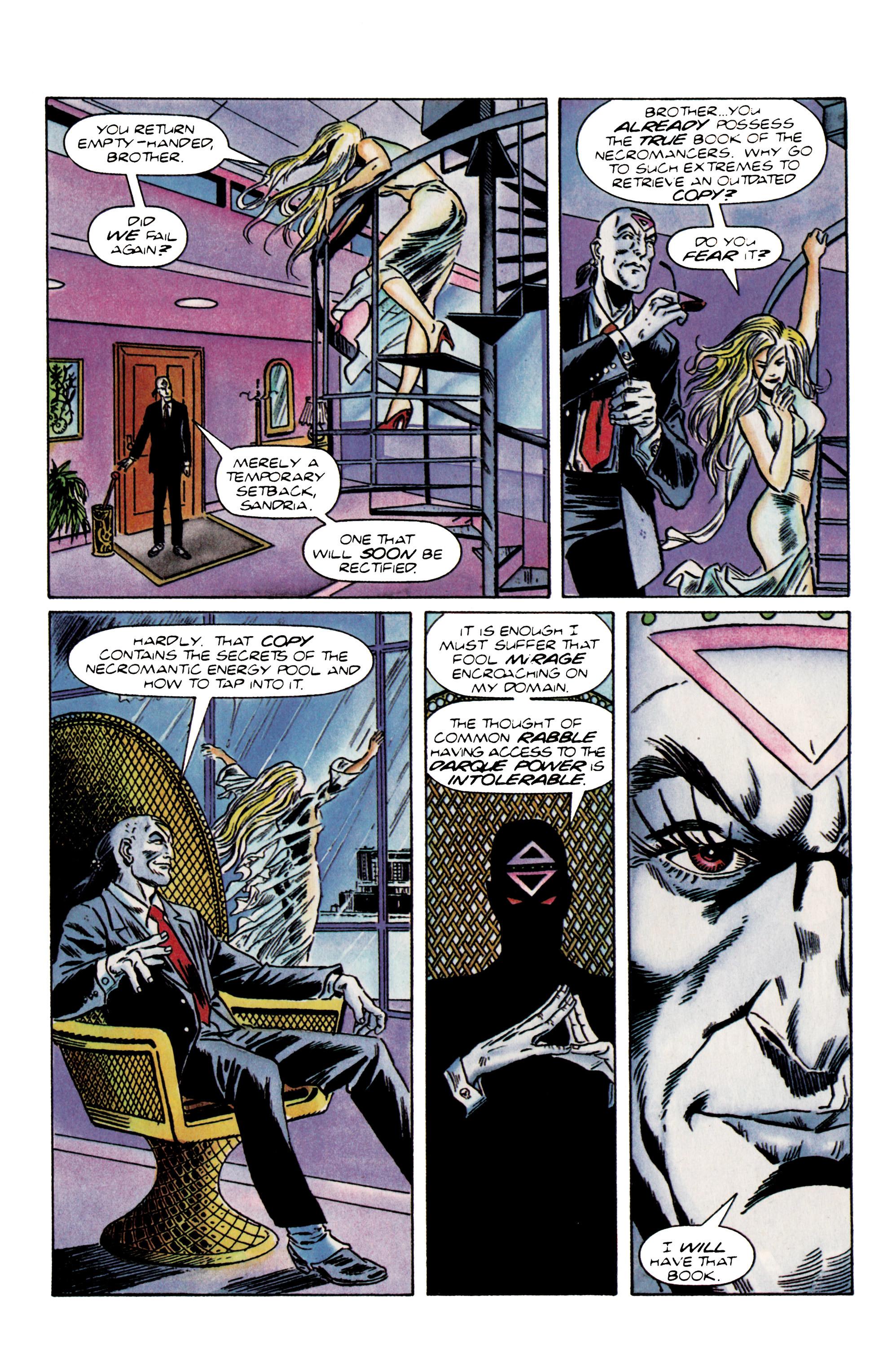 Read online Eternal Warrior (1992) comic -  Issue #22 - 12
