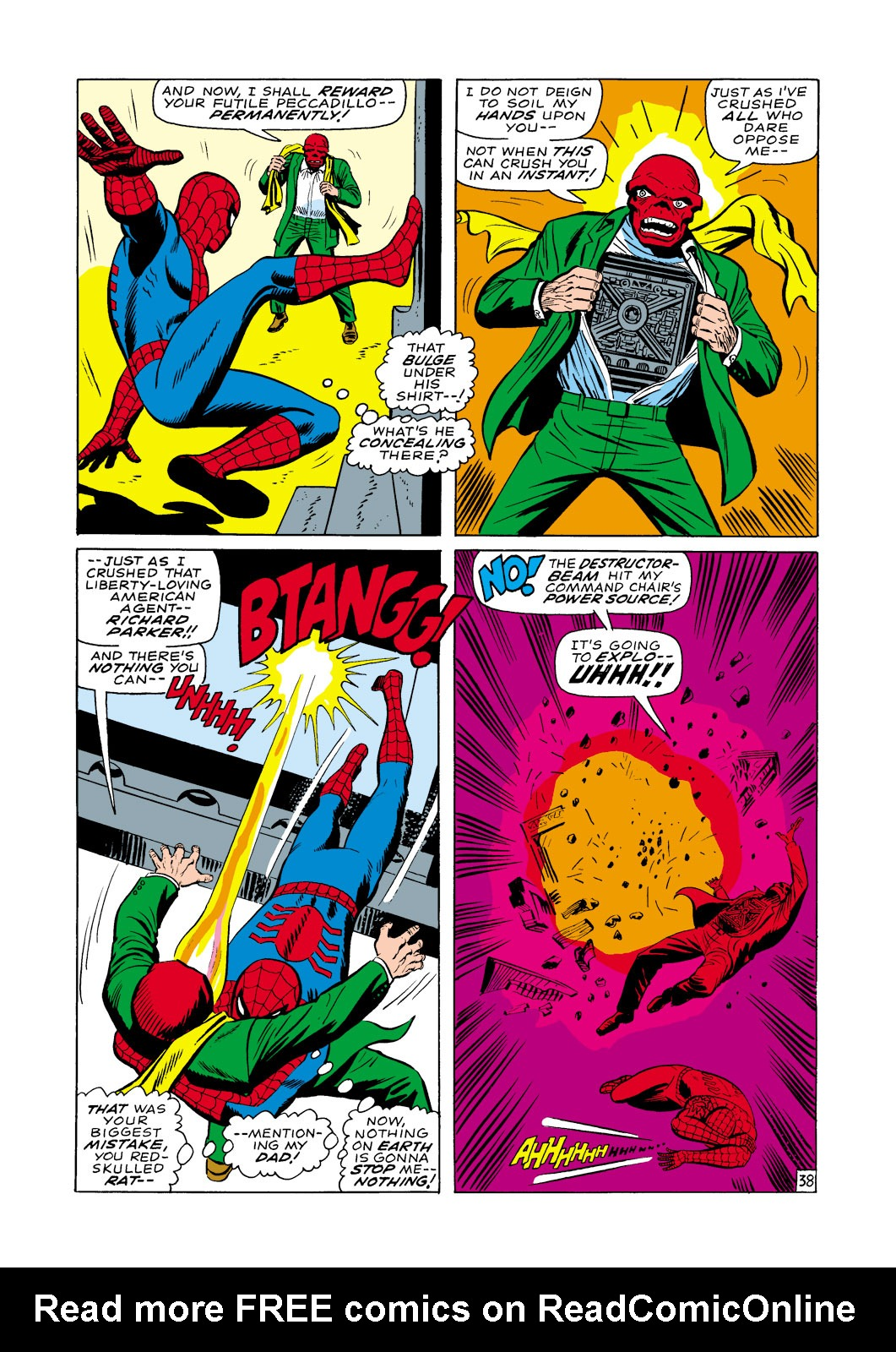 The Amazing Spider-Man (1963) _Annual_5 Page 38