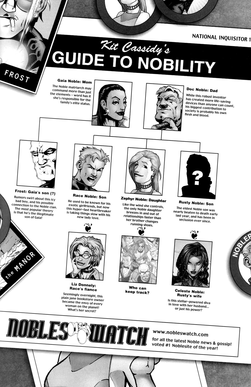 Read online Noble Causes (2002) comic -  Issue #2 - 29