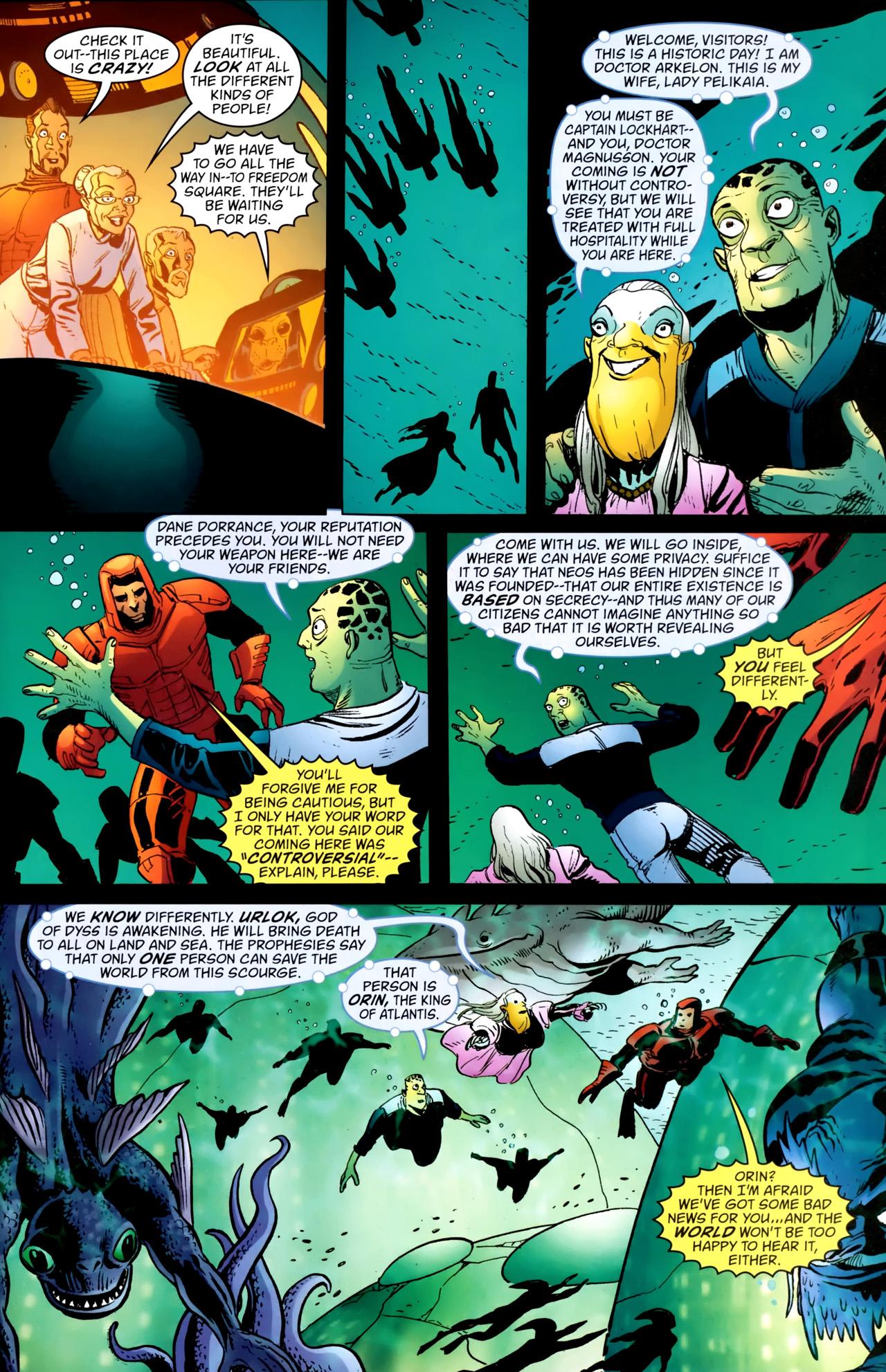 Read online Aquaman: Sword of Atlantis comic -  Issue #54 - 18