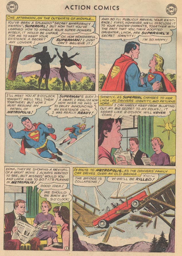 Read online Action Comics (1938) comic -  Issue #285 - 4