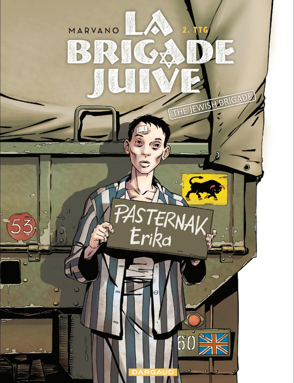 The Jewish Brigade 2 Page 1