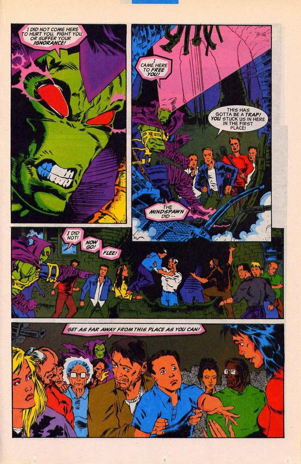 Read online Sleepwalker comic -  Issue #27 - 14