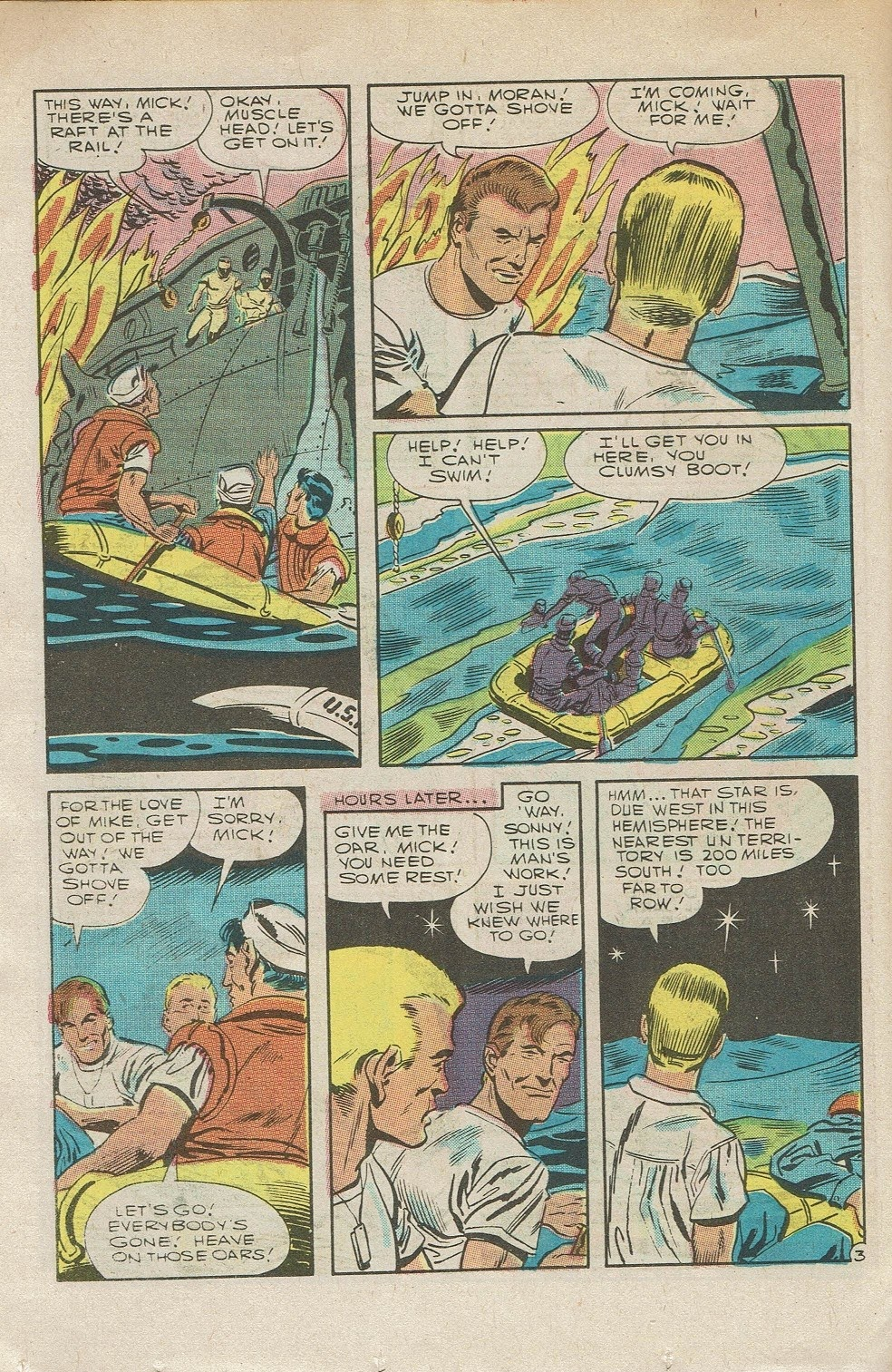 Read online Fightin' Navy comic -  Issue #126 - 12