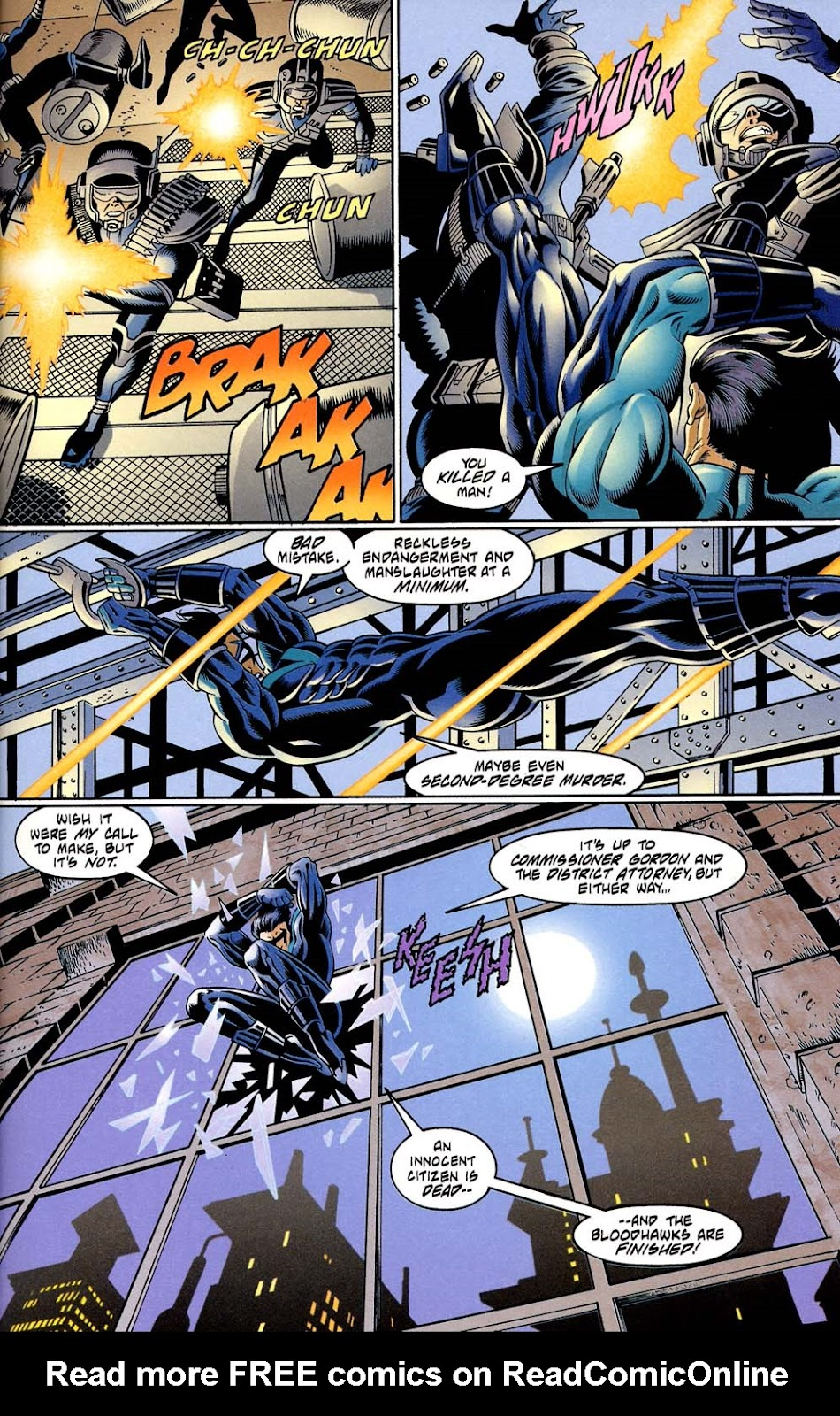 Batman: Outlaws issue 2 - Page 46
