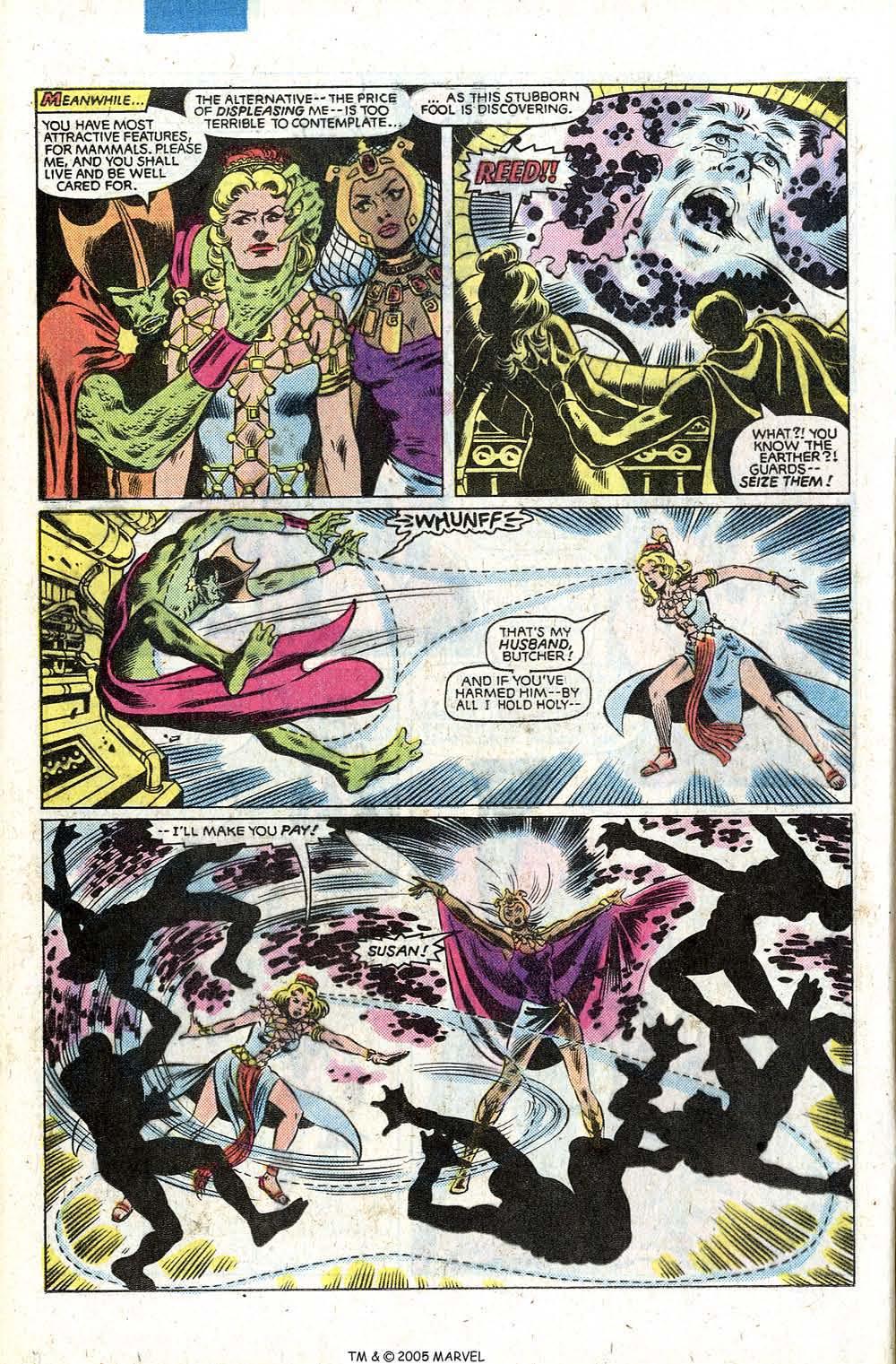 Read online Uncanny X-Men (1963) comic -  Issue # _Annual 5 - 28