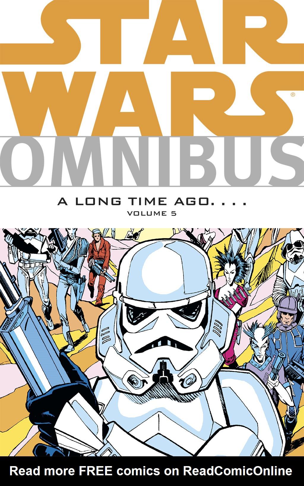 Read online Star Wars Omnibus comic -  Issue # Vol. 21 - 1
