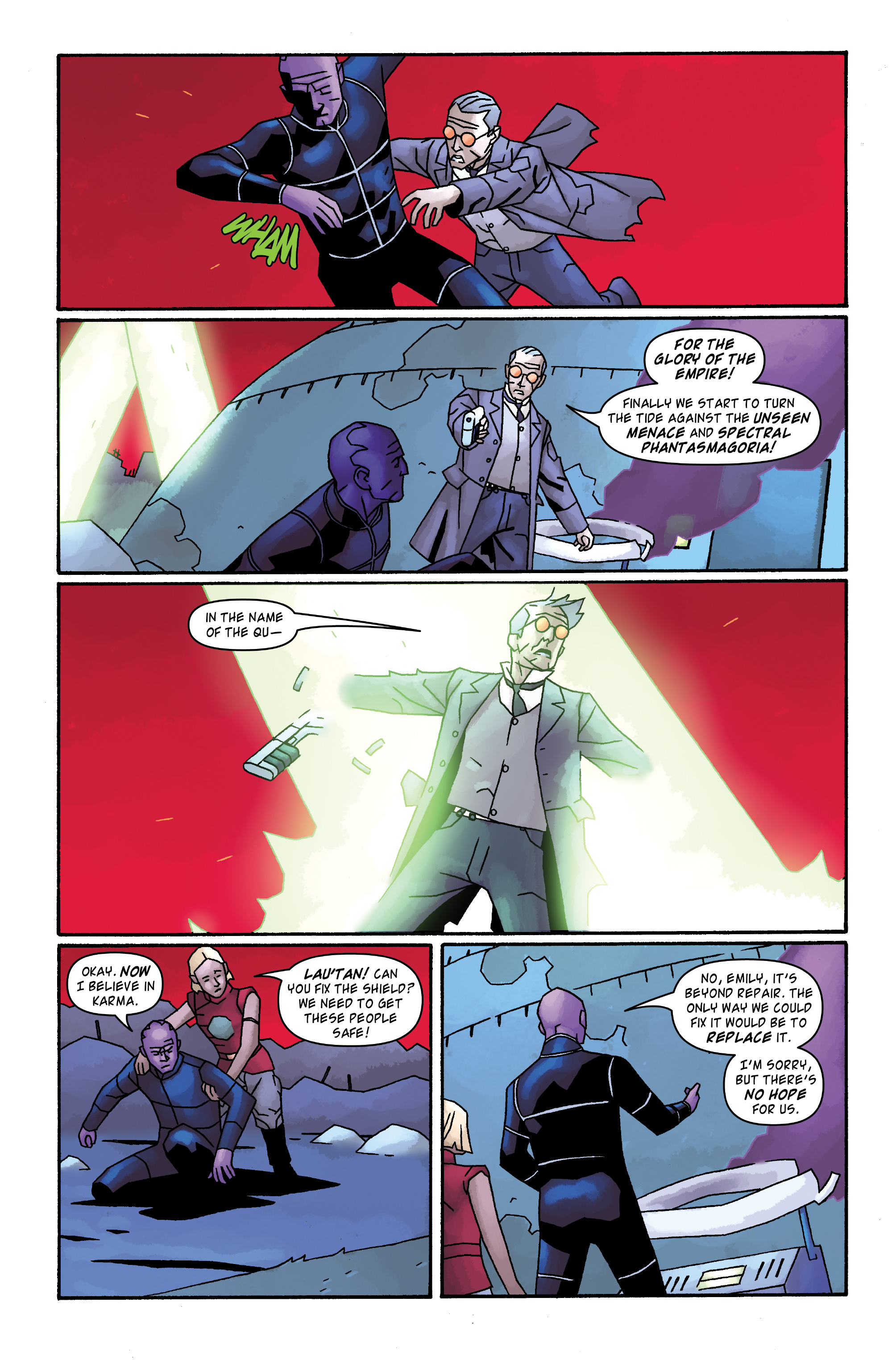 Read online Doctor Who: The Tenth Doctor Archives comic -  Issue #34 - 7