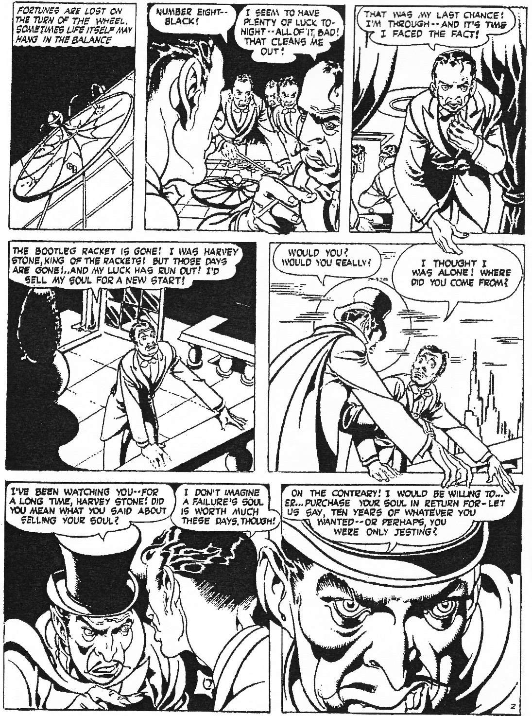 Read online Men of Mystery Comics comic -  Issue #76 - 16