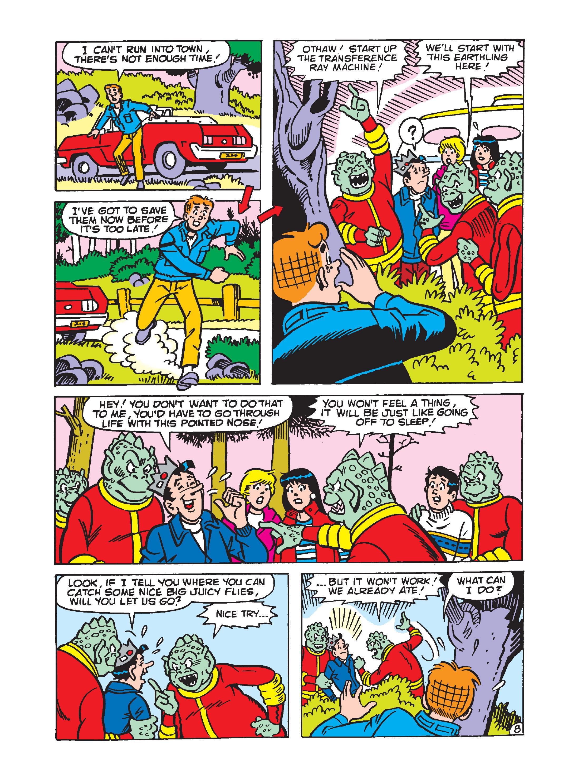 Read online Archie 1000 Page Comics Bonanza comic -  Issue #1 (Part 1) - 91