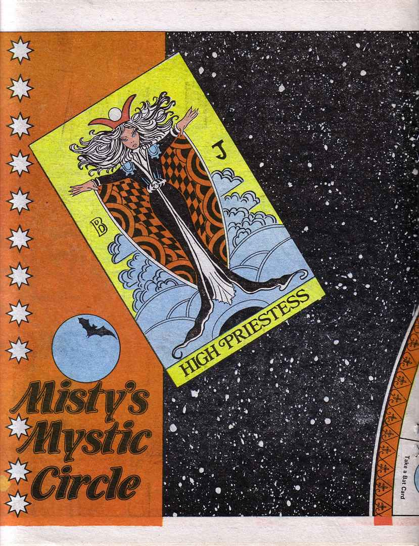 Read online Misty comic -  Issue #77 - 16