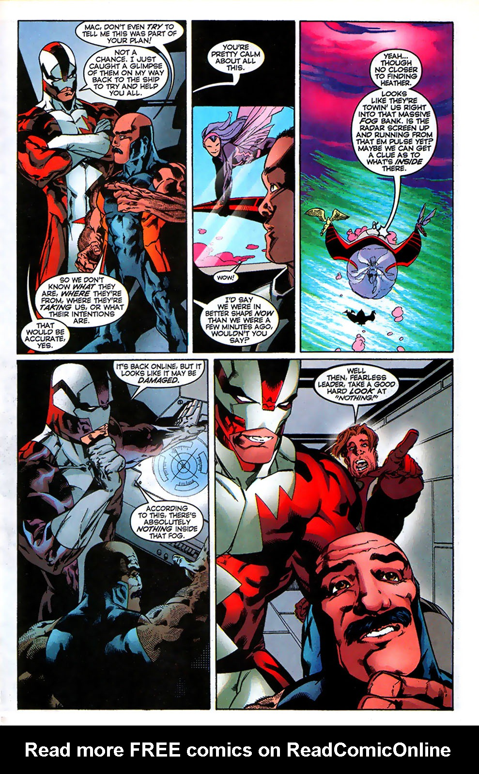 Read online Alpha Flight (1997) comic -  Issue # _Annual - 22