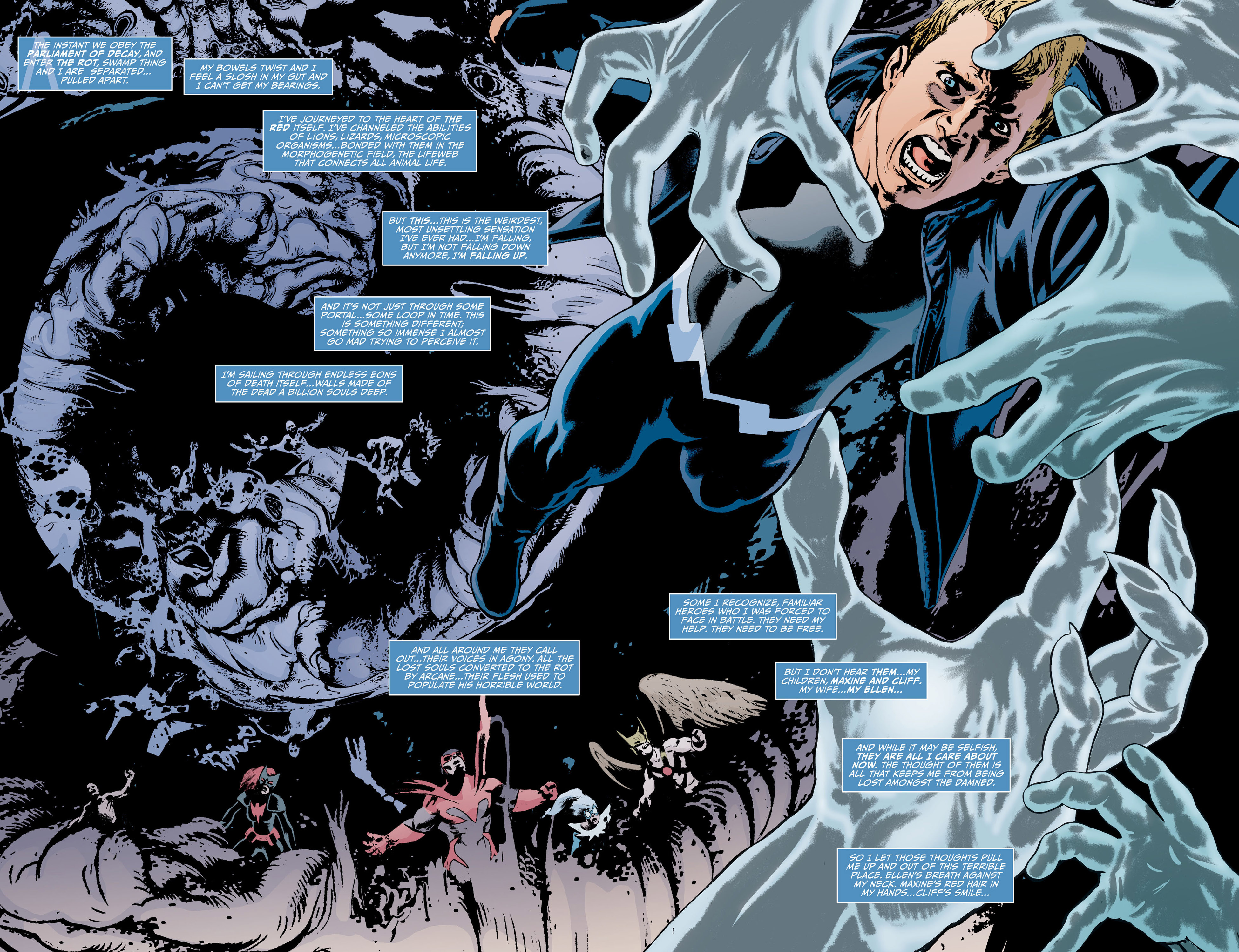 Read online Animal Man (2011) comic -  Issue #18 - 3