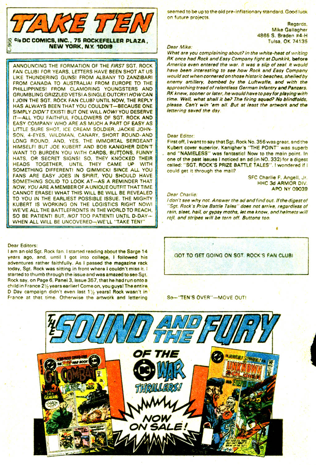 Read online Sgt. Rock comic -  Issue #362 - 32