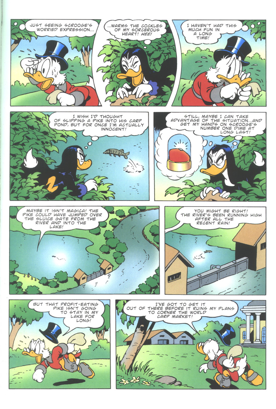 Read online Uncle Scrooge (1953) comic -  Issue #344 - 5