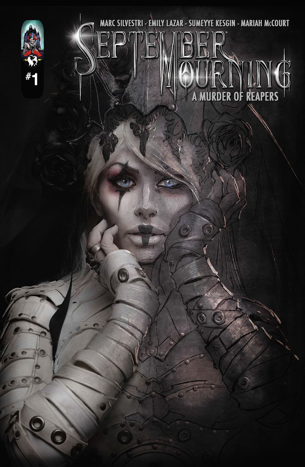 Read online September Mourning Volume 1 comic -  Issue #1 - 1