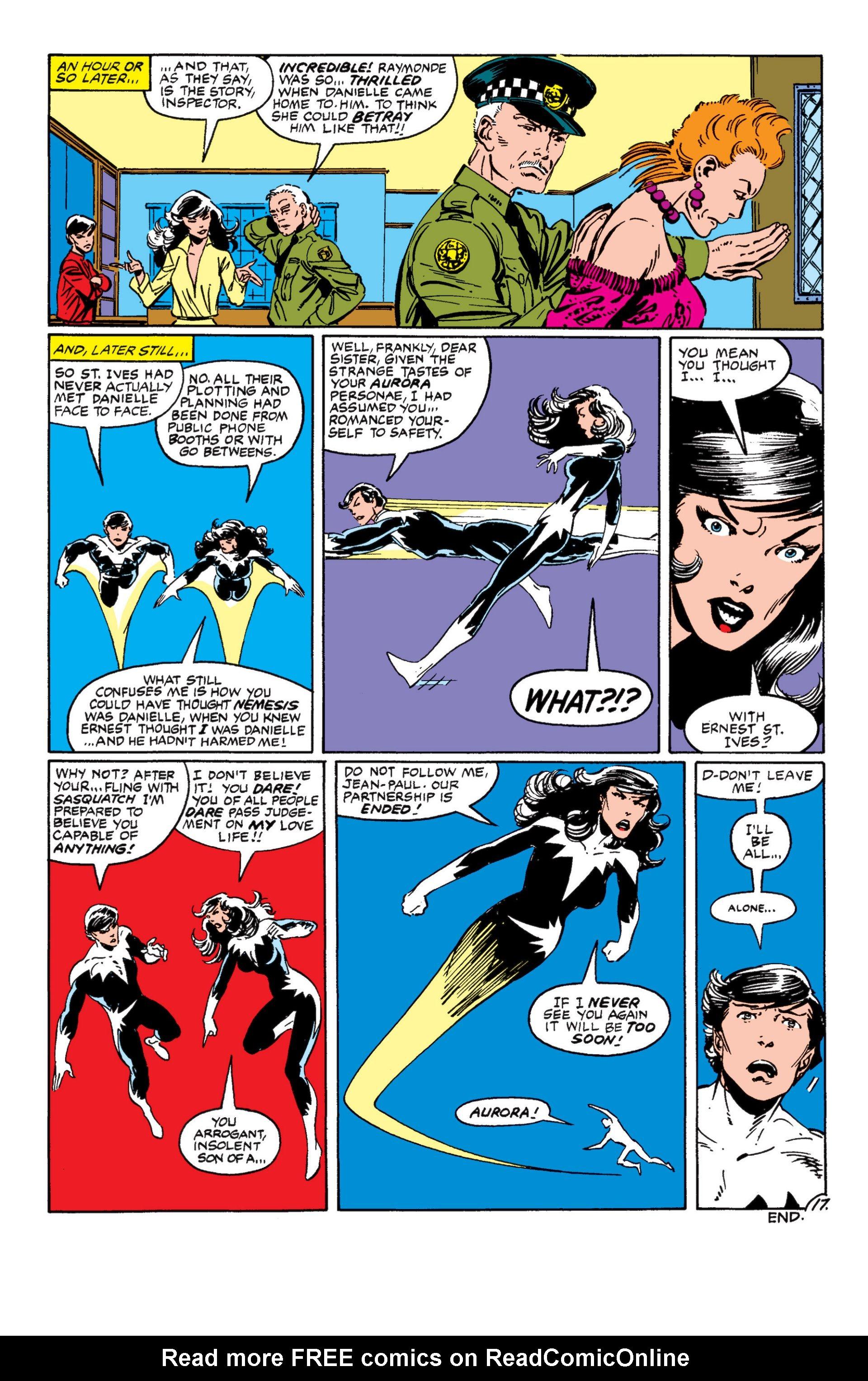 Read online Alpha Flight (1983) comic -  Issue #8 - 18