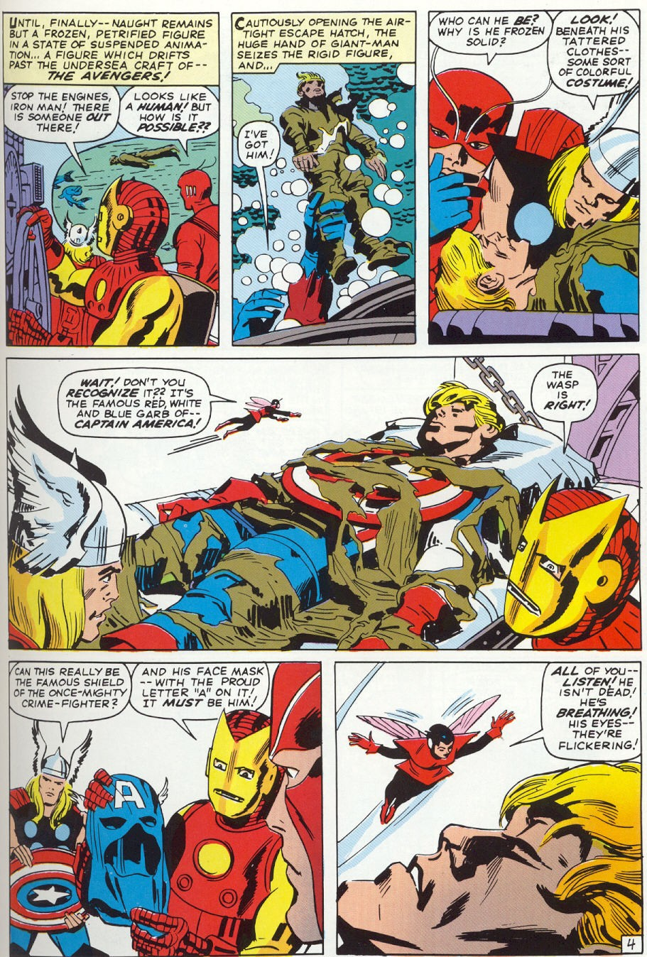 The Avengers (1963) 4 Page 4