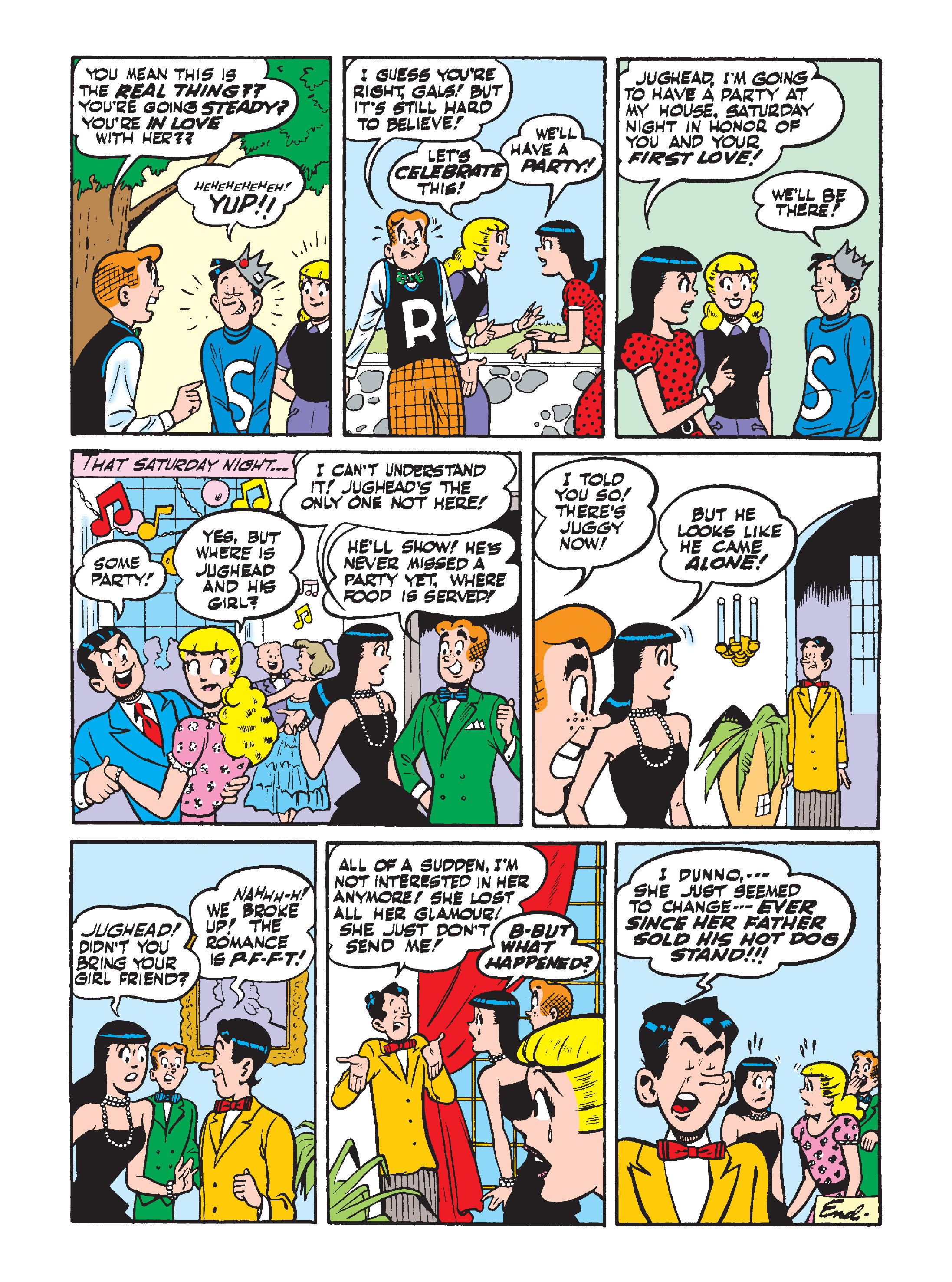 Read online Archie 1000 Page Comics Bonanza comic -  Issue #2 (Part 2) - 107