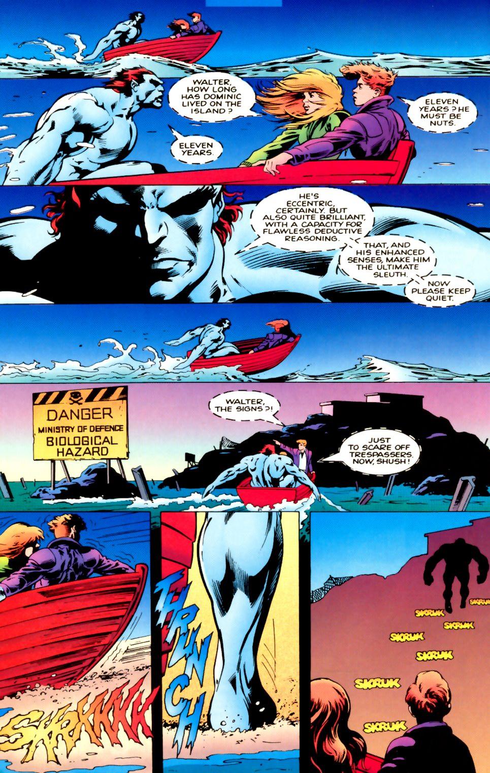 ClanDestine 1994 Issue 2   Viewcomic reading comics online