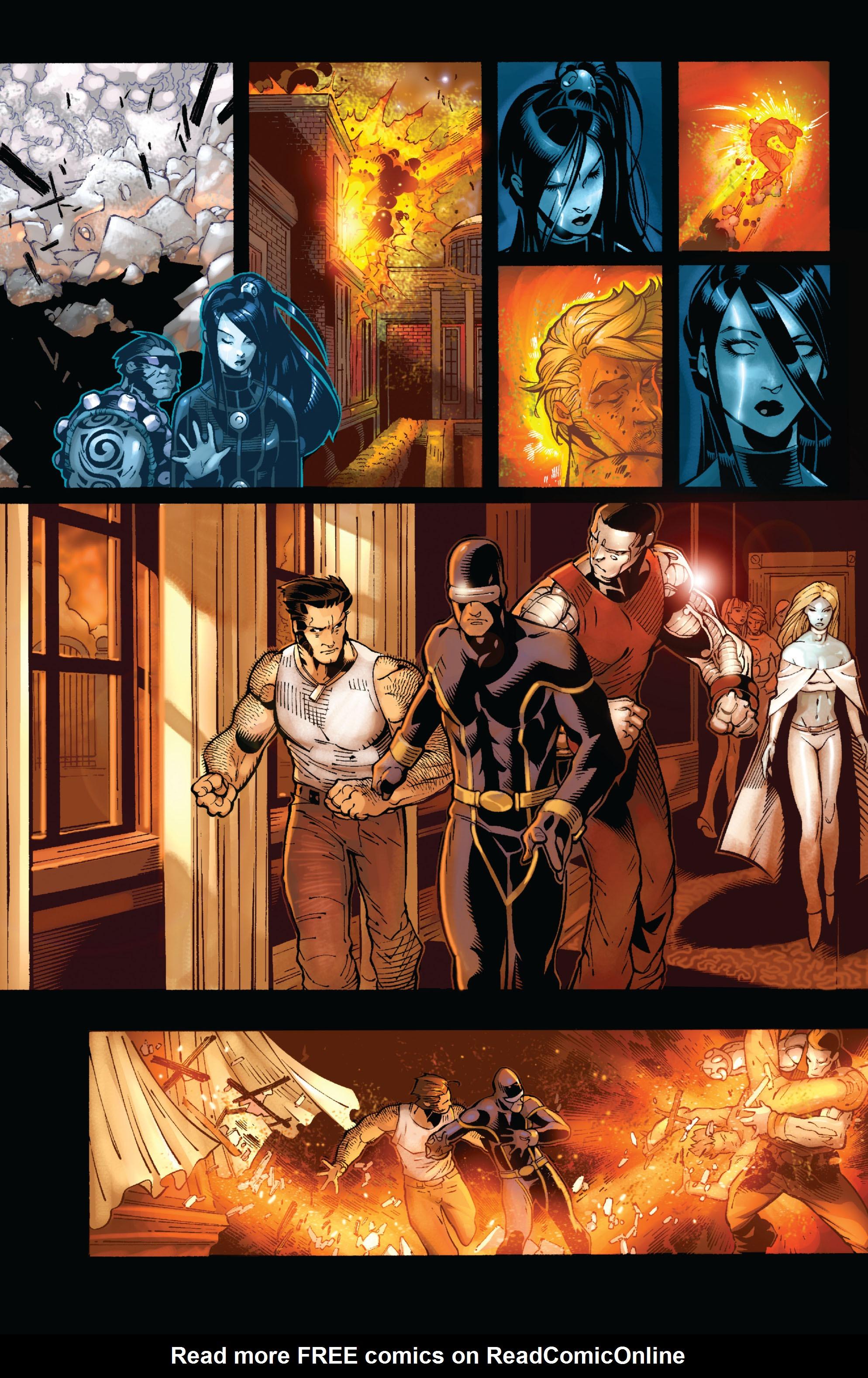 X-Men (1991) 190 Page 3