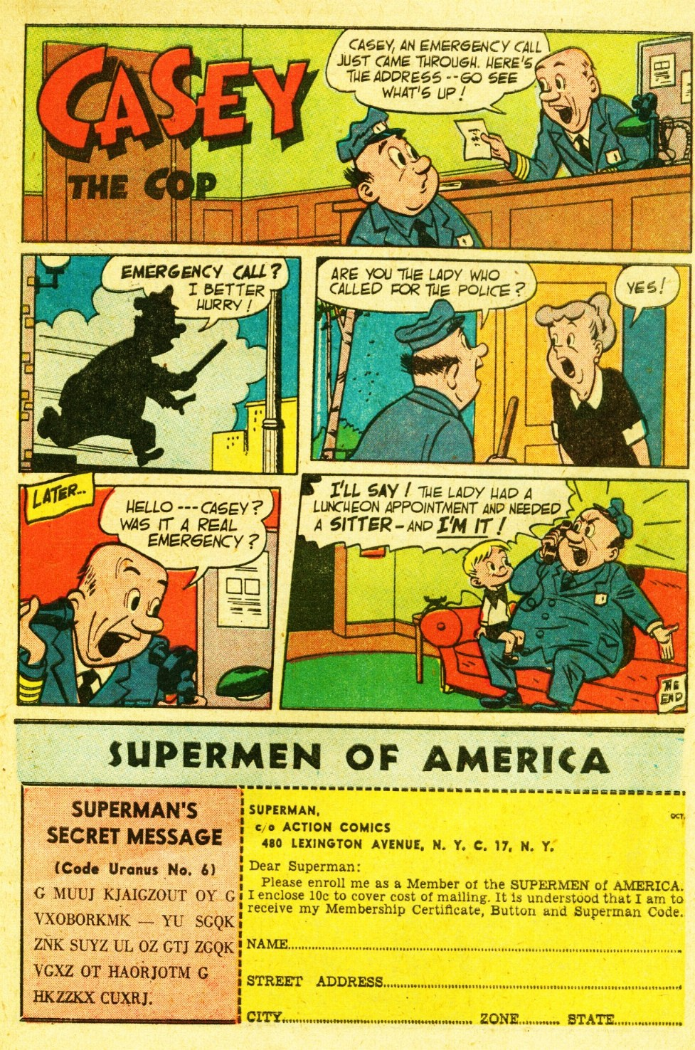 Read online Action Comics (1938) comic -  Issue #245 - 27