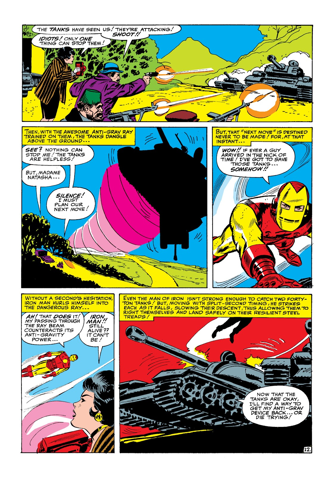 Read online Marvel Masterworks: The Invincible Iron Man comic -  Issue # TPB 2 (Part 1) - 43