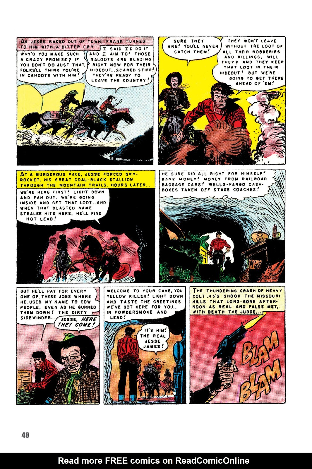 Read online The Joe Kubert Archives comic -  Issue # TPB (Part 1) - 59