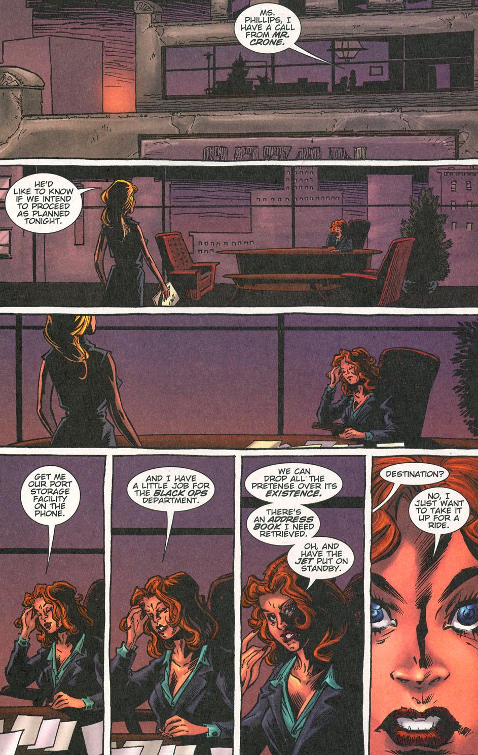 Read online The Exterminators comic -  Issue #16 - 19
