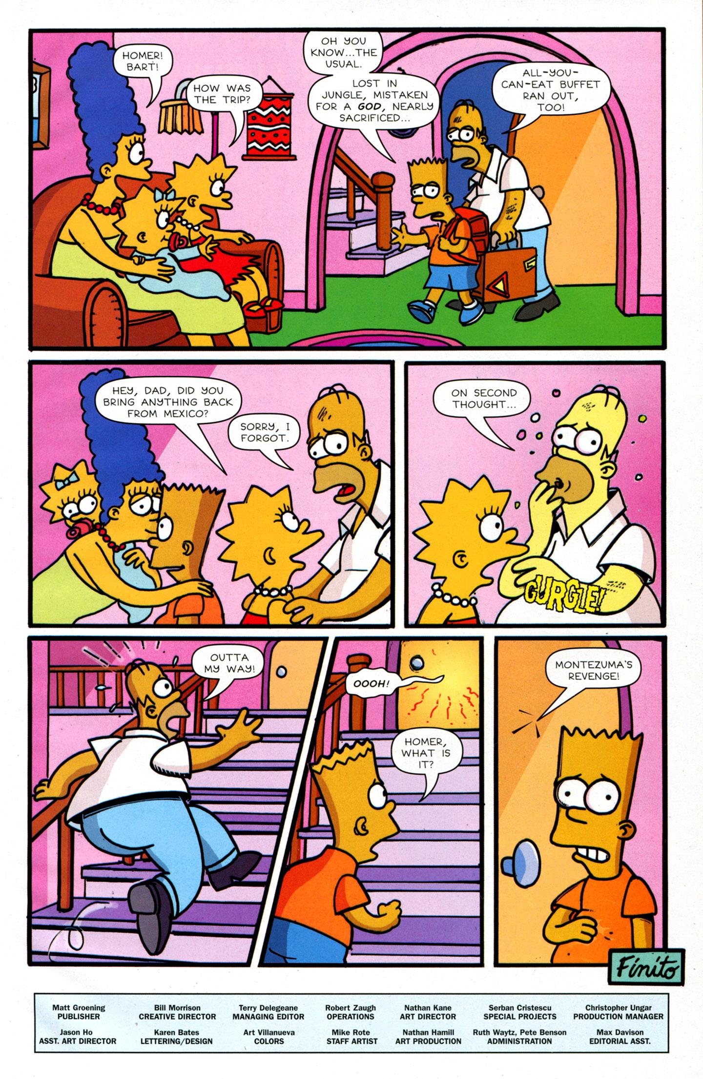 Read online Simpsons Comics Presents Bart Simpson comic -  Issue #64 - 33