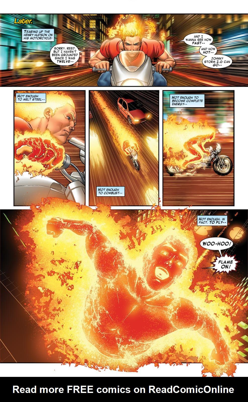 Read online Fantastic Four: Season One comic -  Issue # TPB - 31