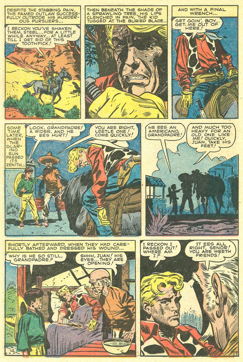 Read online Two-Gun Kid comic -  Issue #21 - 22