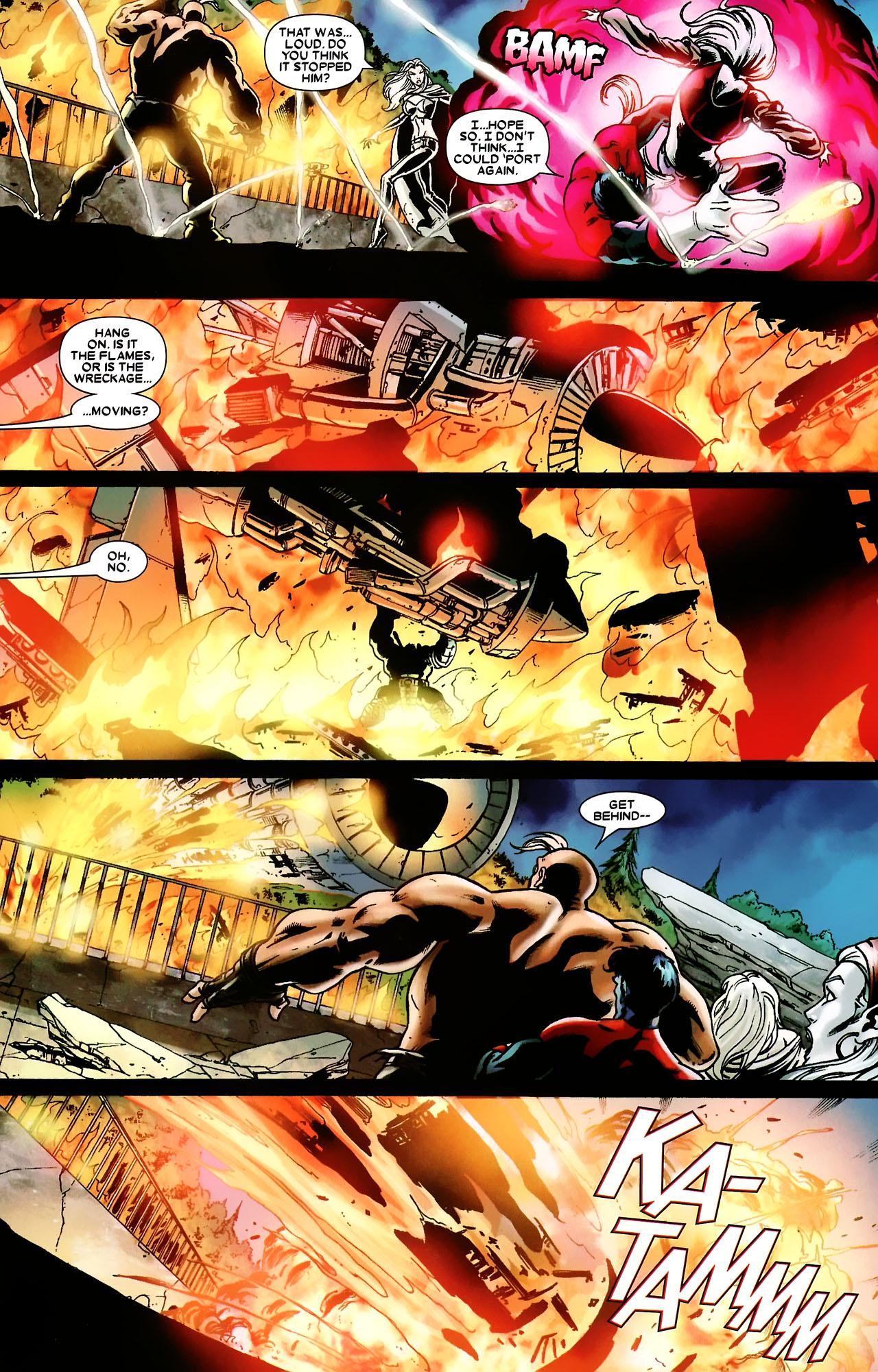 Read online World War Hulk: X-Men comic -  Issue #3 - 11