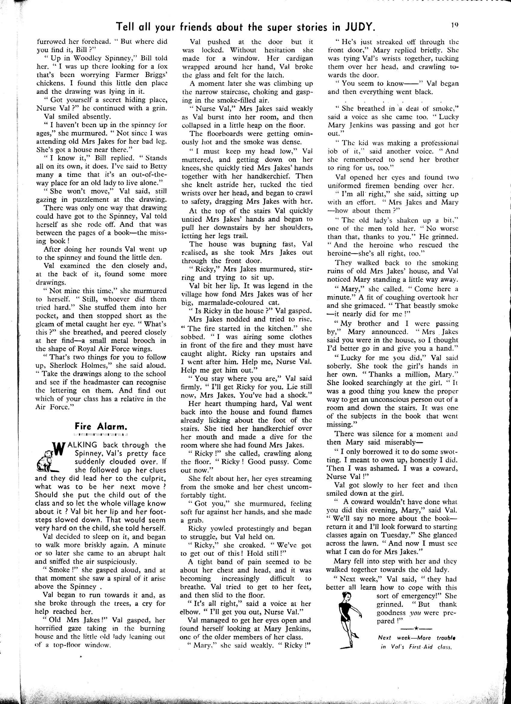 Read online Judy comic -  Issue #47 - 19