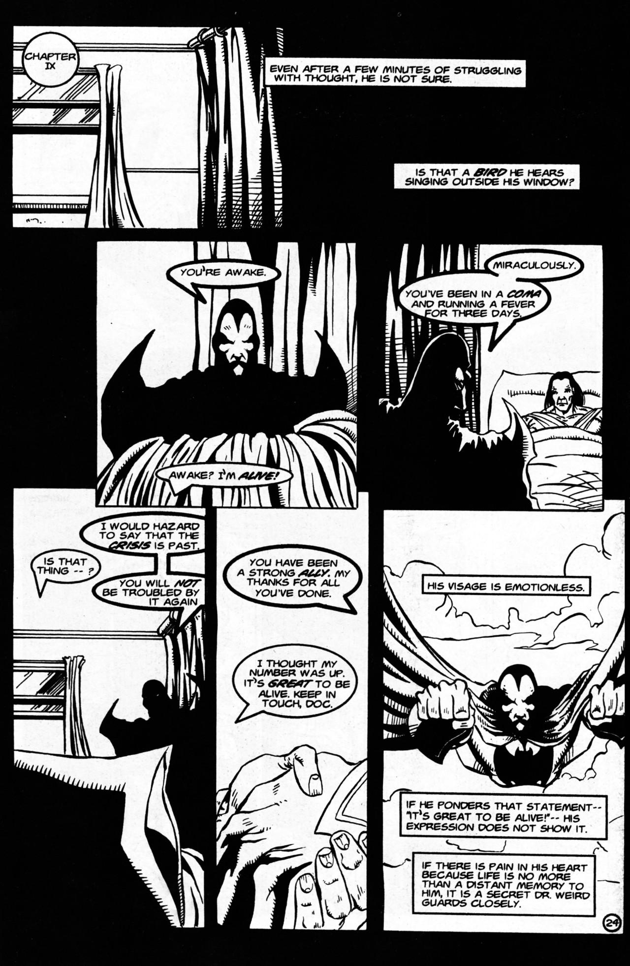 Read online Dr. Weird (1997) comic -  Issue #1 - 26