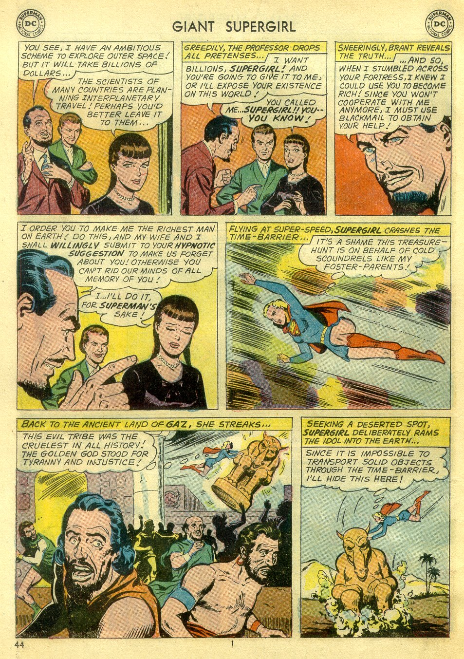 Action Comics (1938) 334 Page 45