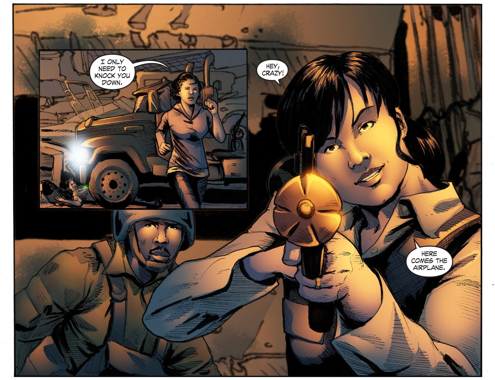 Read online Smallville: Season 11 comic -  Issue #50 - 15