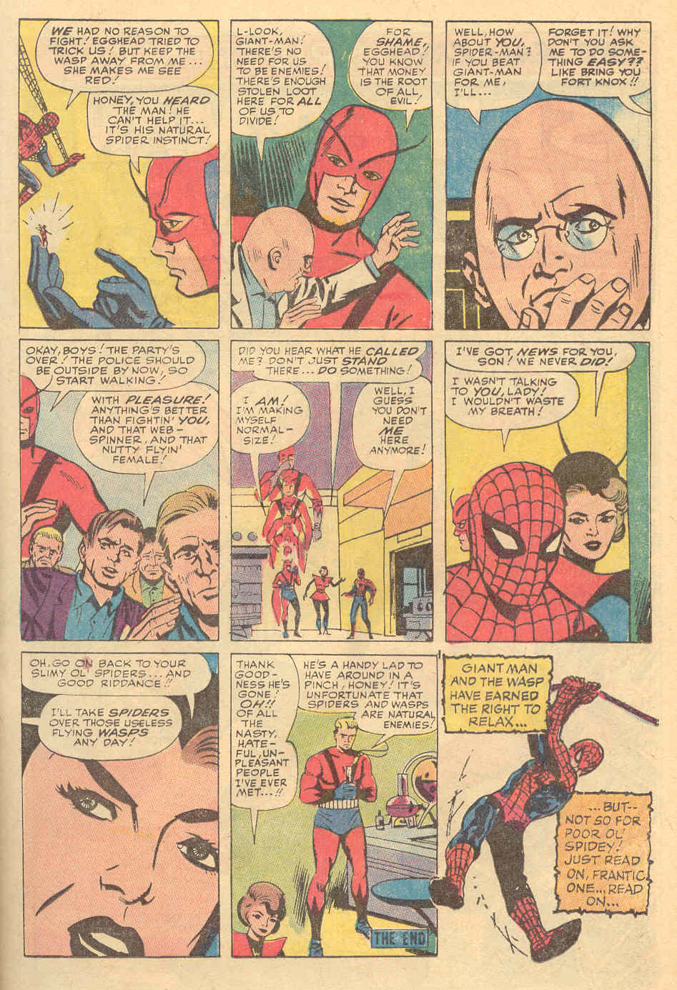 The Amazing Spider-Man (1963) _Annual_8 Page 32