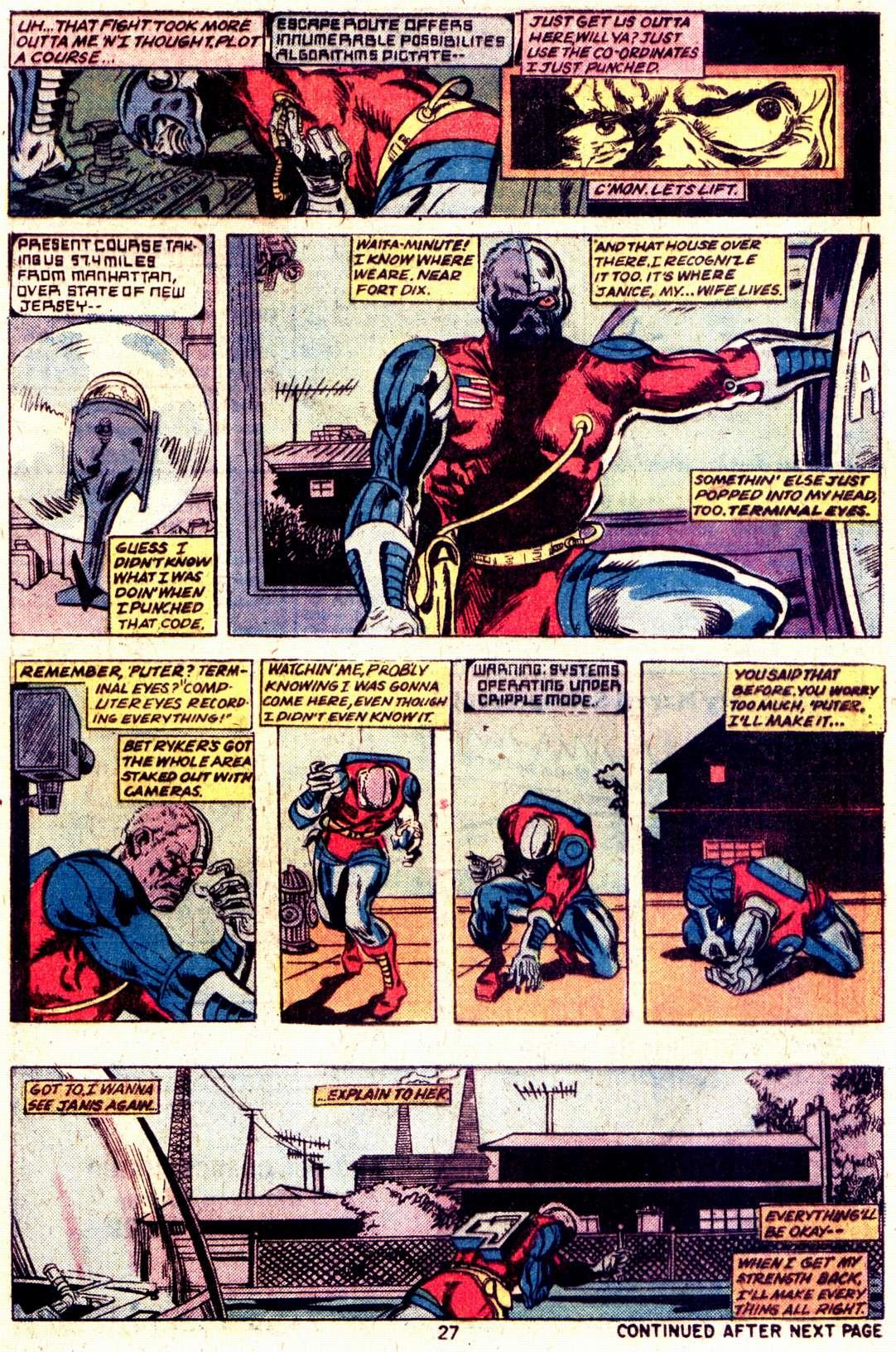 Read online Astonishing Tales (1970) comic -  Issue #27 - 17