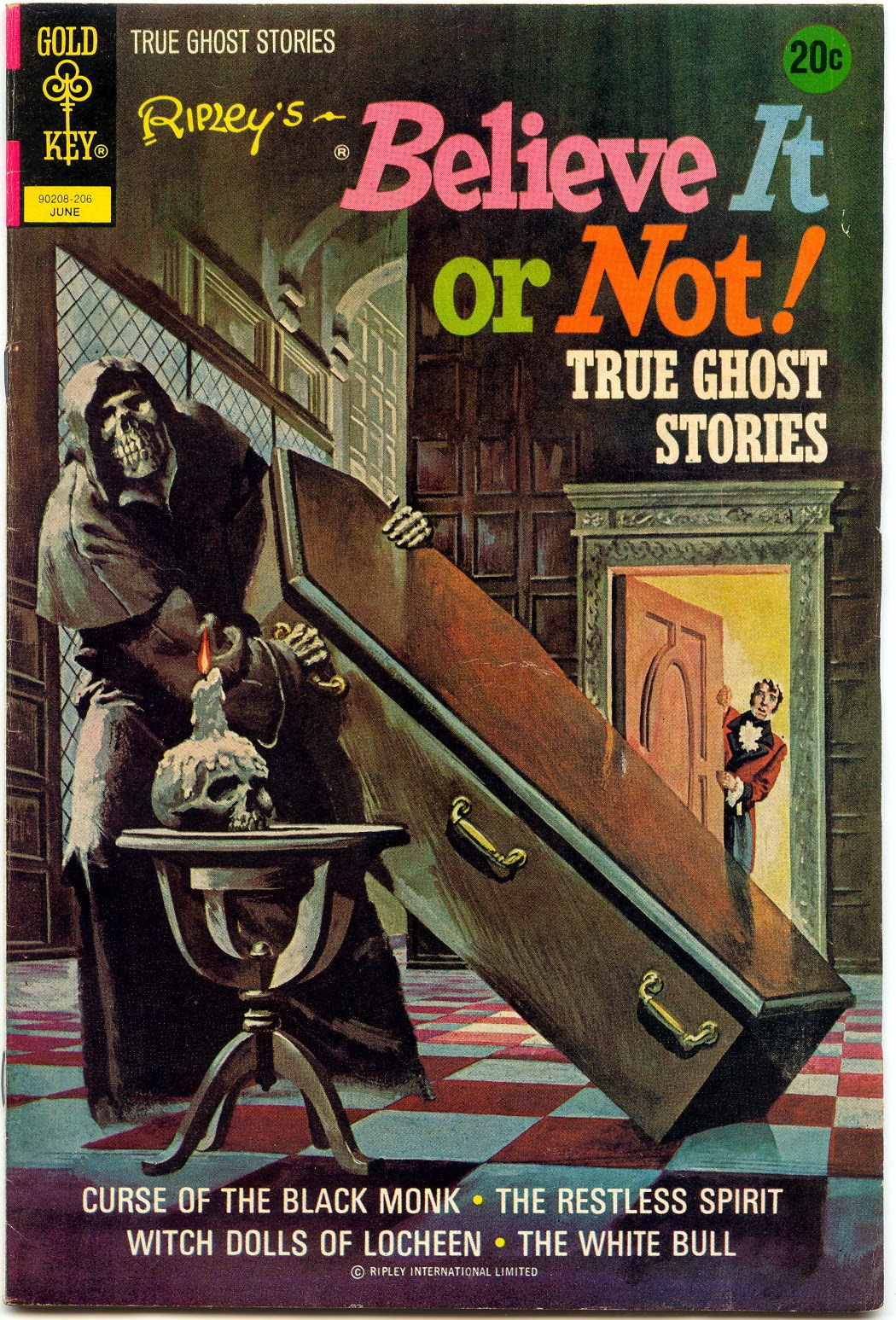 Ripleys Believe it or Not! (1965) 33 Page 1