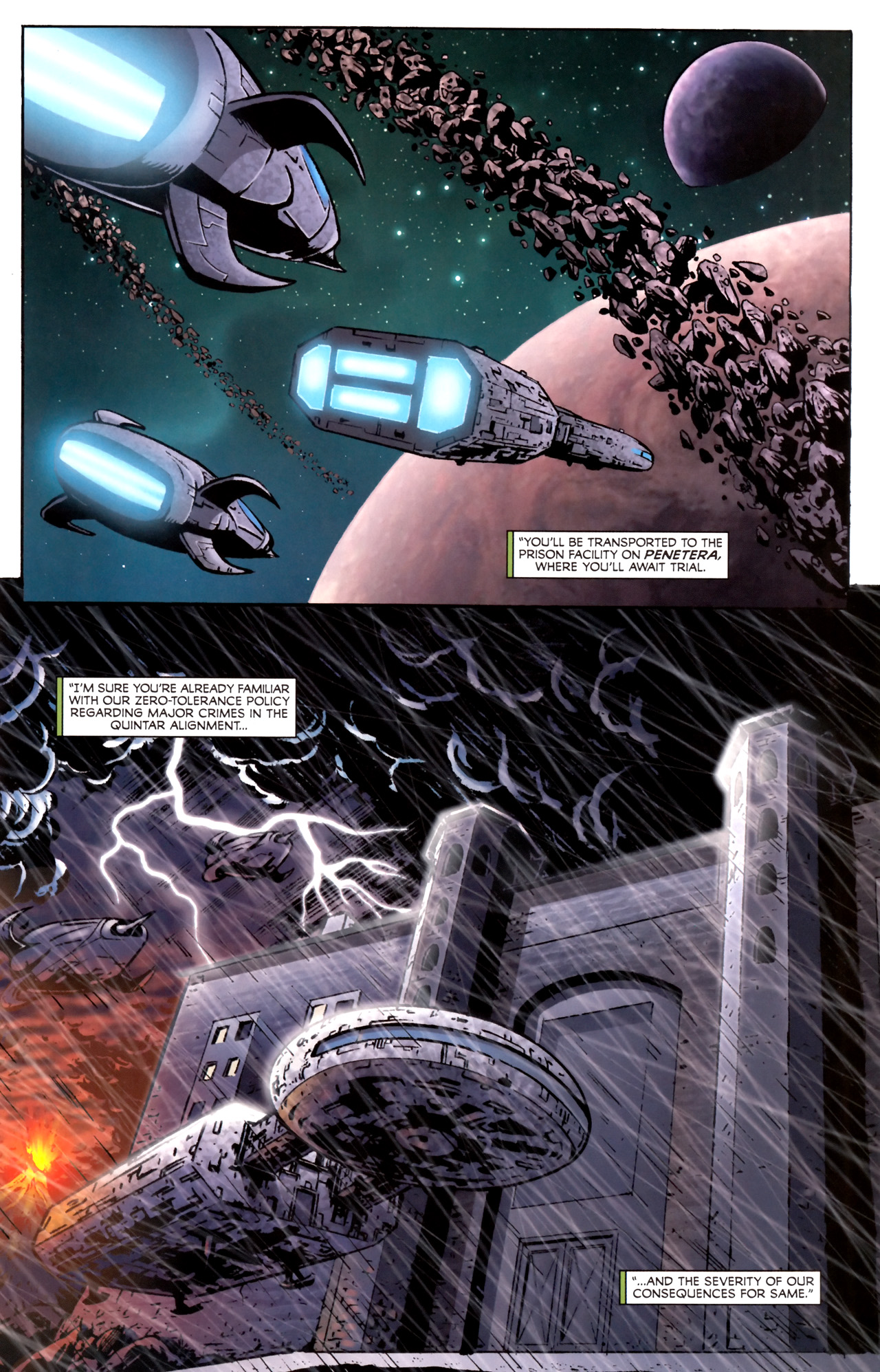 Read online Stargate Vala Mal Doran comic -  Issue #2 - 23