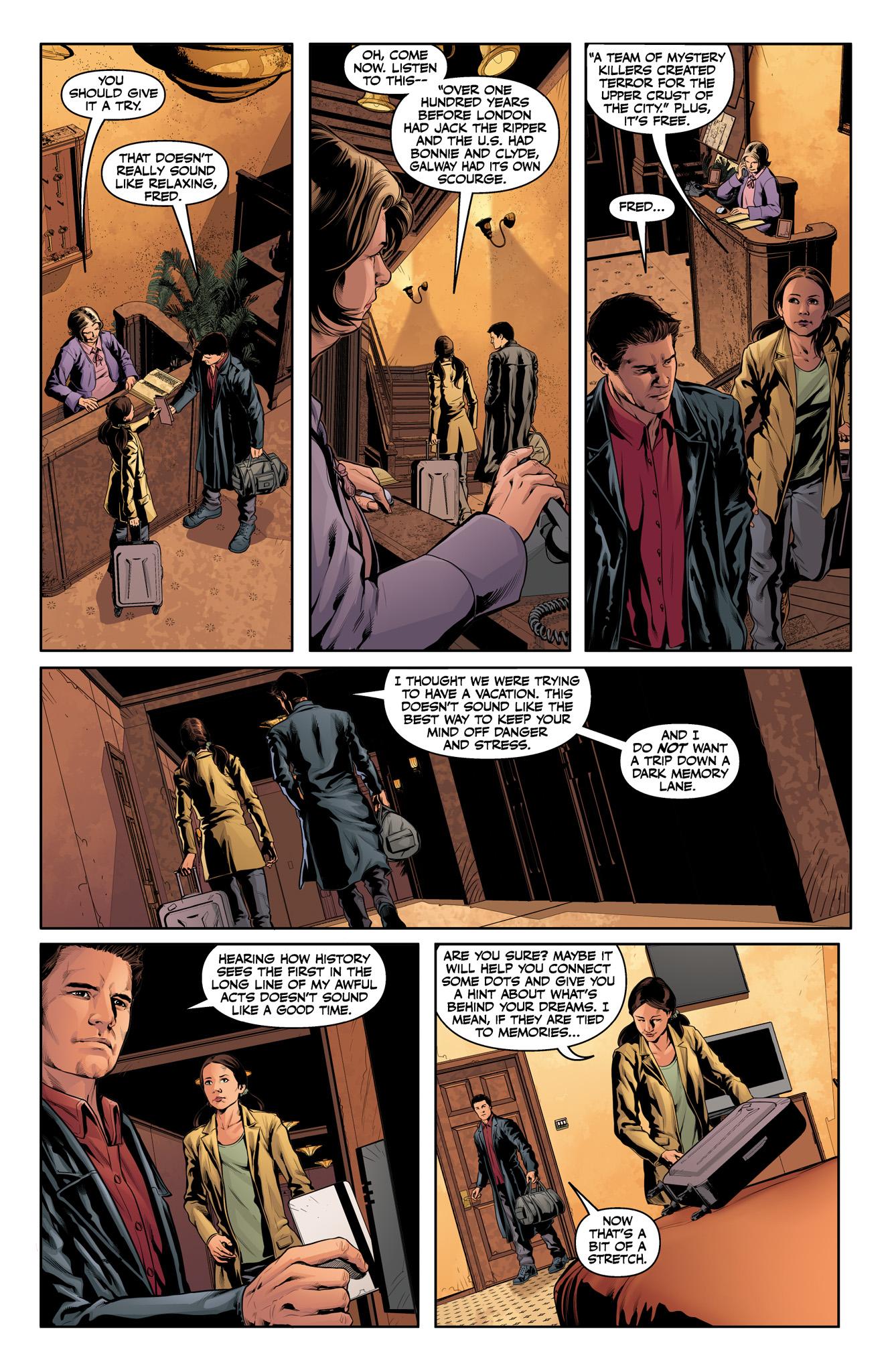 Read online Angel & Faith Season 10 comic -  Issue #15 - 8