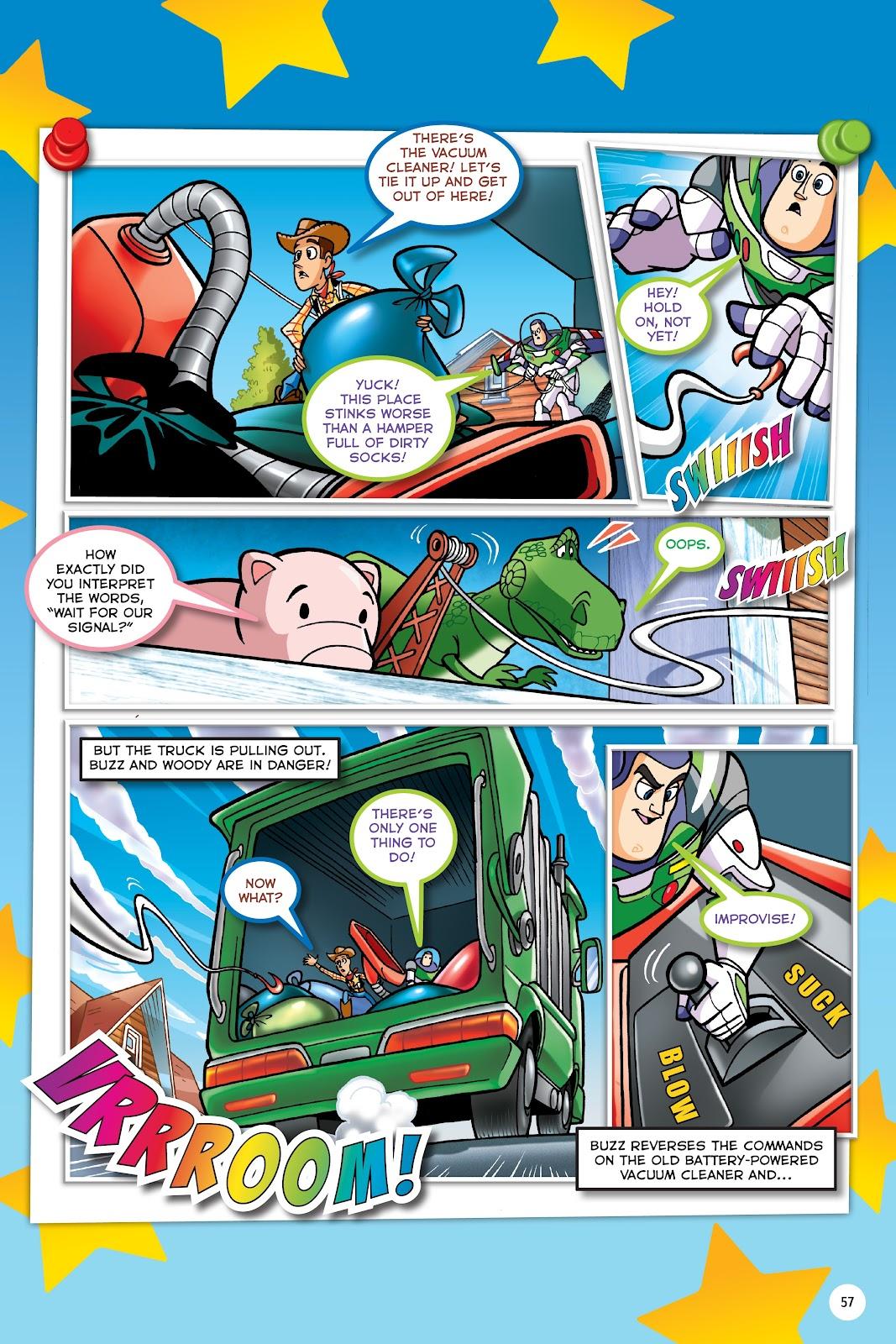 Read online DISNEY·PIXAR Toy Story Adventures comic -  Issue # TPB 1 (Part 1) - 57