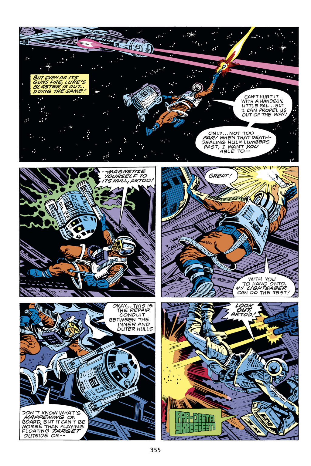 Read online Star Wars Omnibus comic -  Issue # Vol. 14 - 352