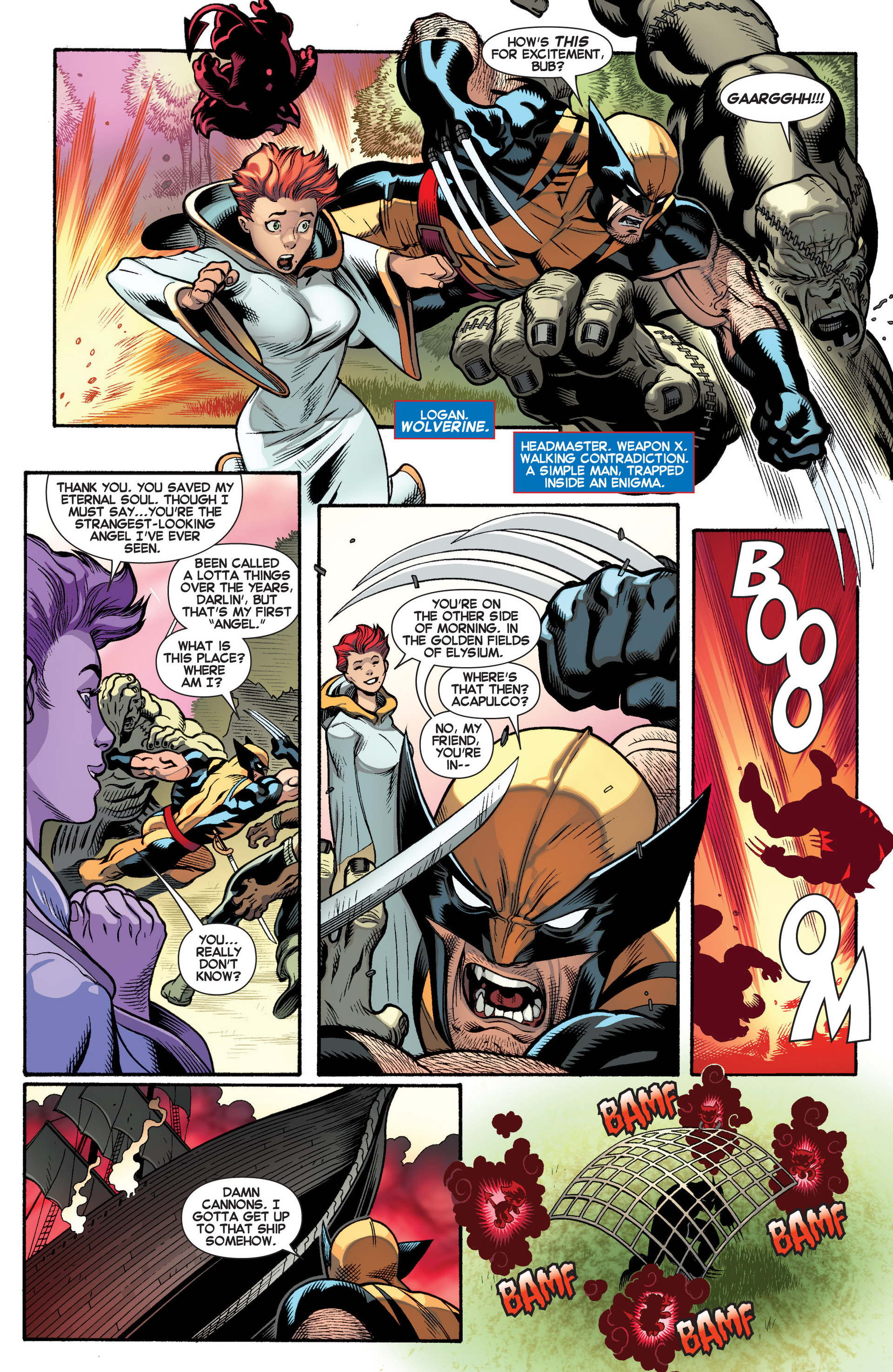 Read online Amazing X-Men (2014) comic -  Issue #2 - 10