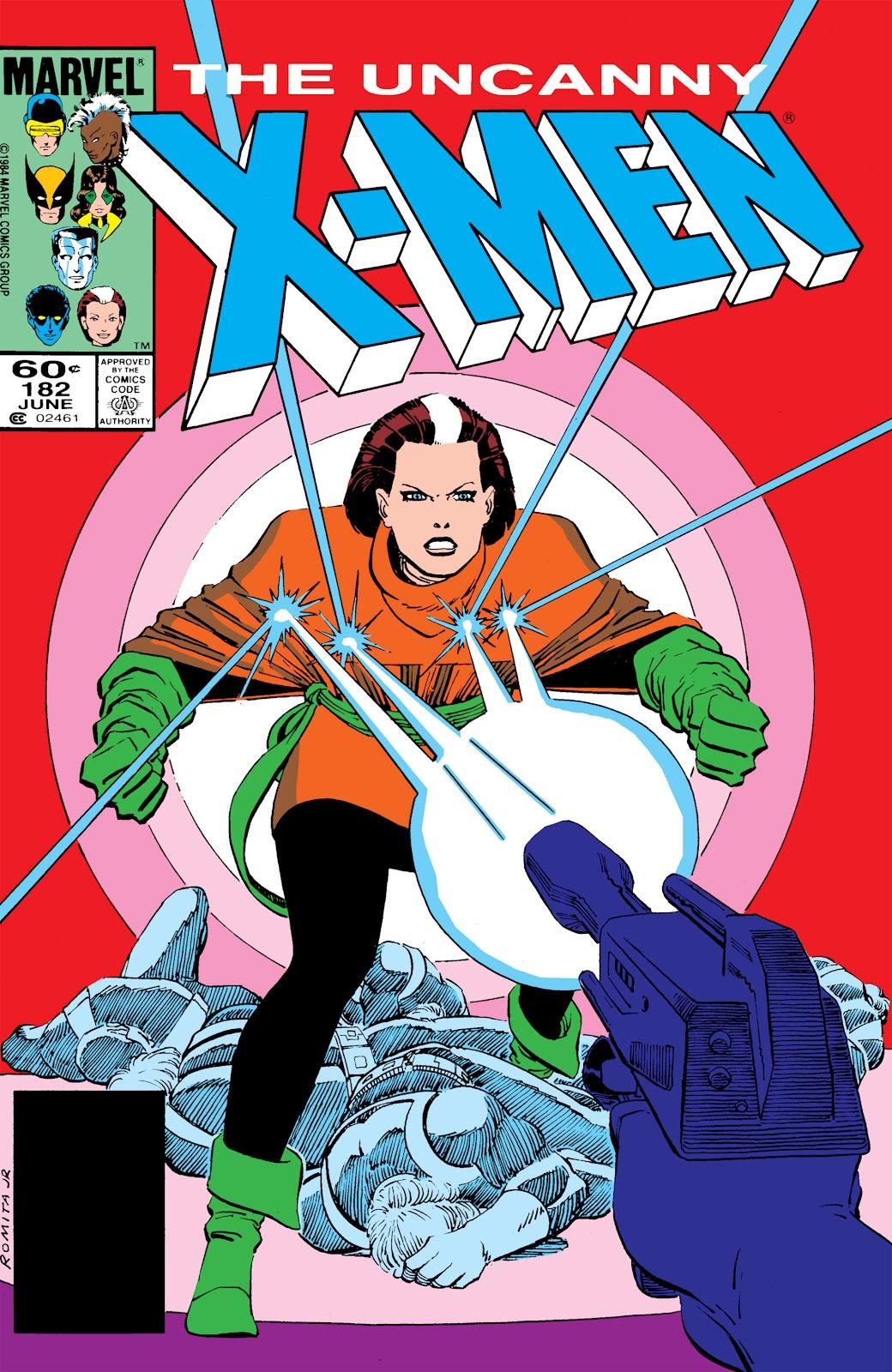 Uncanny X-Men (1963) issue 182 - Page 1