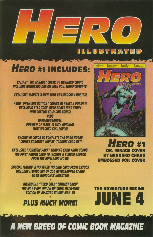 Read online Ex-Mutants comic -  Issue #8 - 34