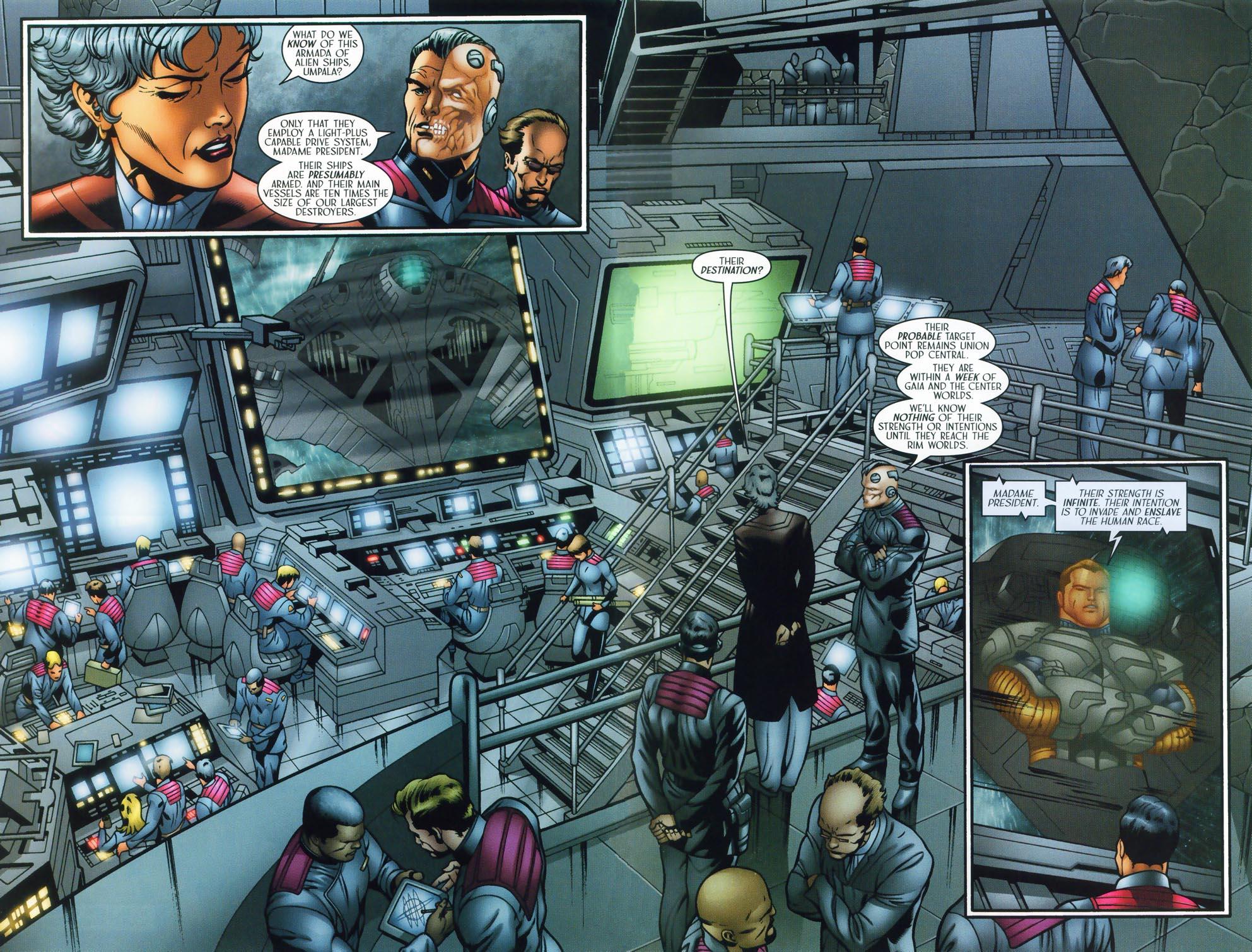 Read online Sigil (2000) comic -  Issue #38 - 18
