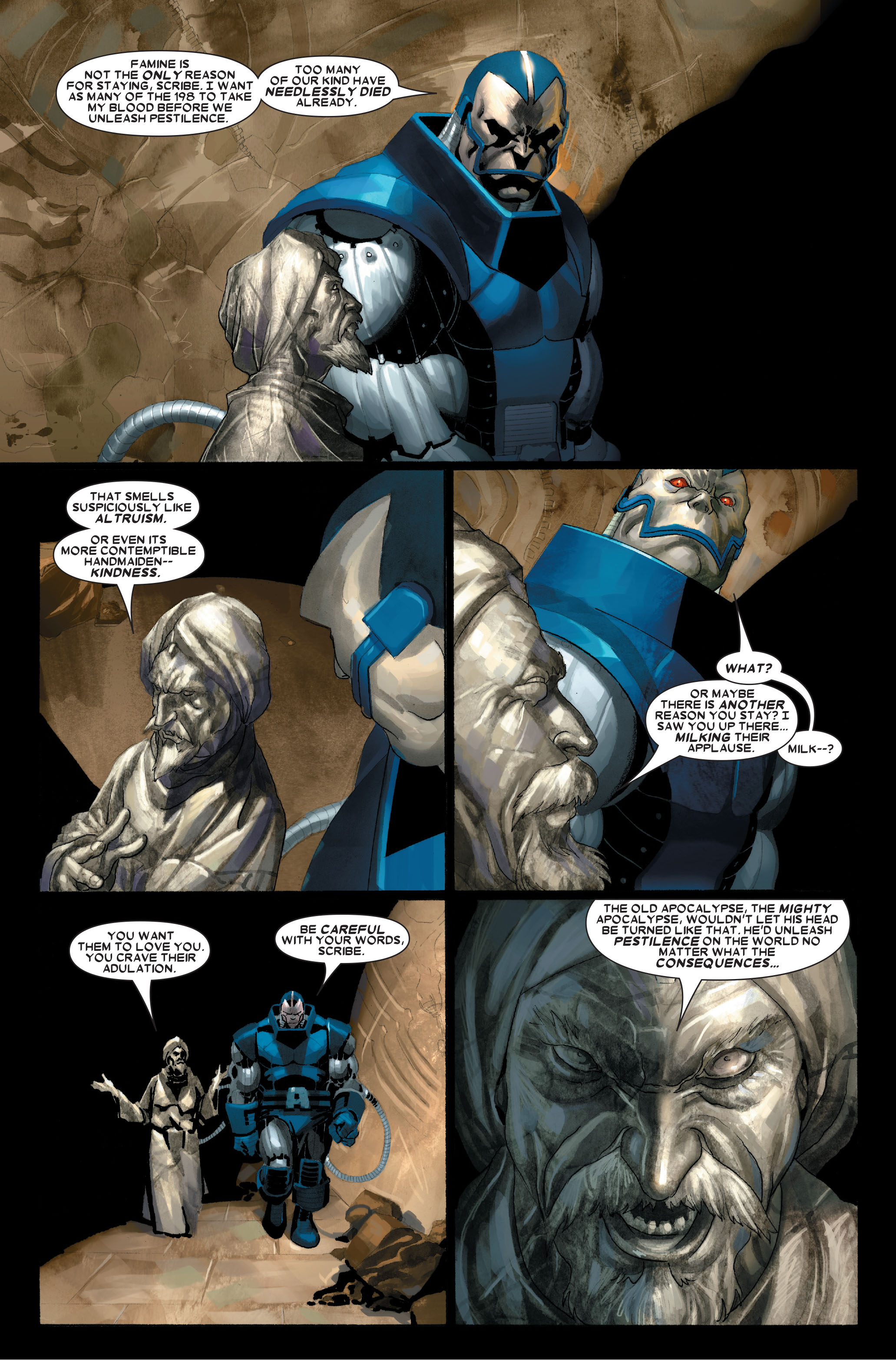 X-Men (1991) 184 Page 6