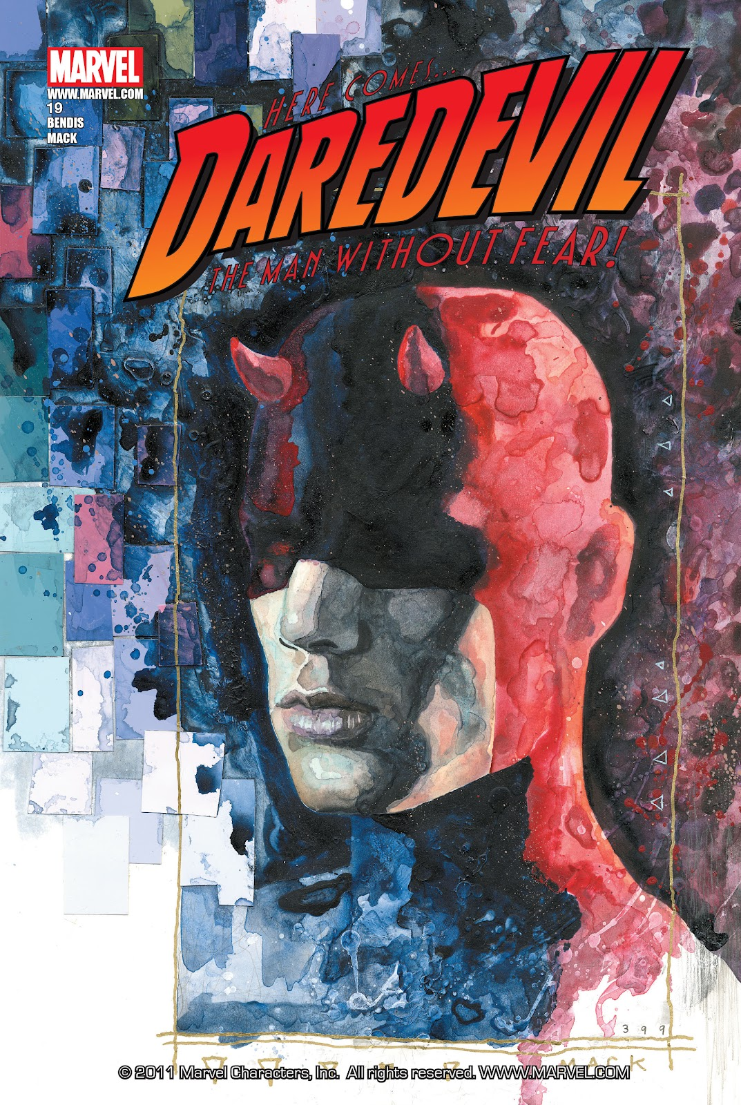 Read online Daredevil (1998) comic -  Issue # _Ultimate_Collection TPB 1 (Part 1) - 68